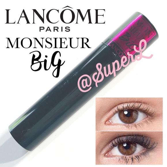 Monsieur Mascara Big Makeup315 Lancome Poshmark 345LAjRq